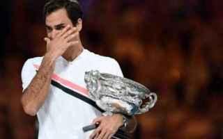 Tennis: federer  tennis  australian open  news