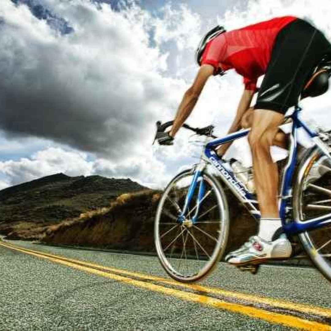 ciclismo  salute  sport  prostata