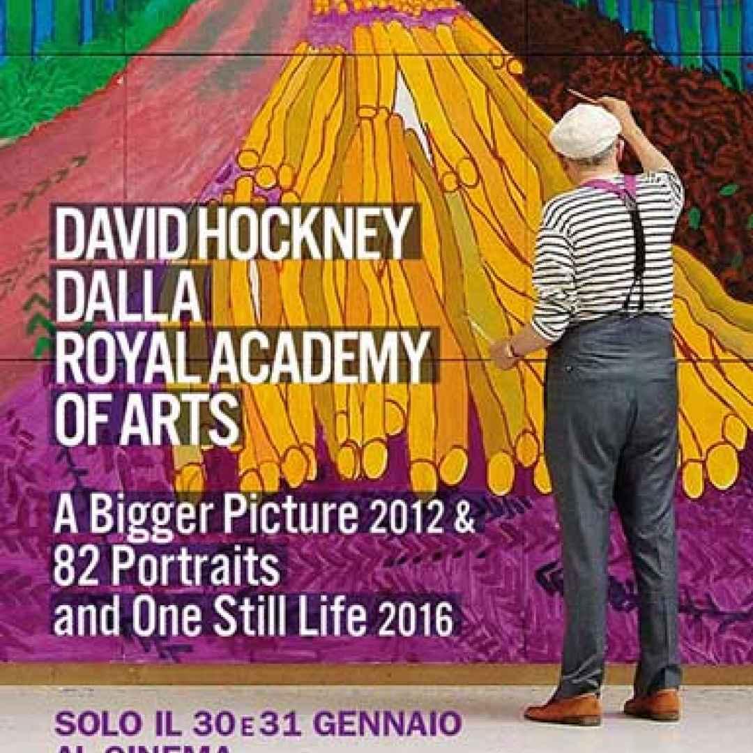 arte  cinema  david hockney  film