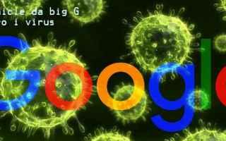 Sicurezza: chronicle virus malware alphabet