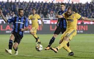 Coppa Italia: atalanta  juventus  formazioni  diretta
