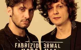 Tornano sul palco dell'Ariston ERMAL META & FABRIZIO MORO, per la prima volta insieme, con il bran