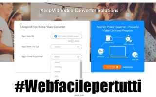 Software Video: keepvid free online video converter