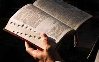 Religione: bibbia  fine del mondo