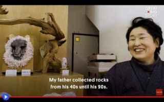 dal Mondo: giappone  musei  pietre  folklore