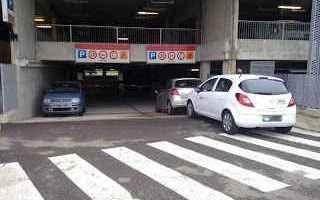concerto  parcheggio  inciviltà
