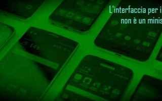 ux interfaccia grafica mobile web design