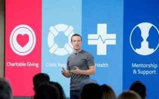 Facebook: facebook  social  buone azioni
