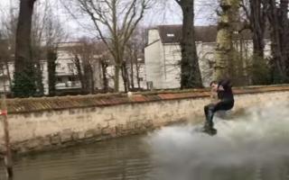Sport: wakeboard