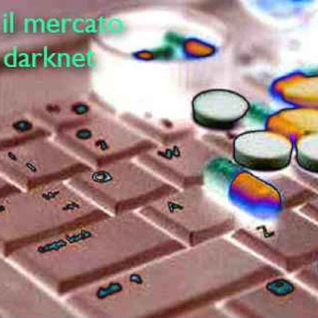darknet  last mile droga spaccio