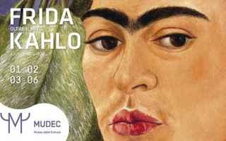 Arte: frida kahlo mostra milano arte
