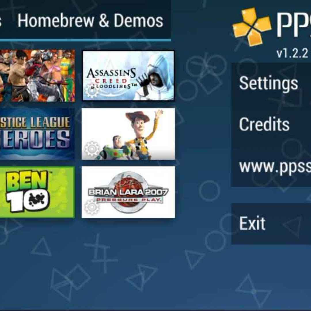 giochi su ppsspp