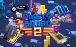Mobile games: twisty board  sparatutto  arcade  android  iphone