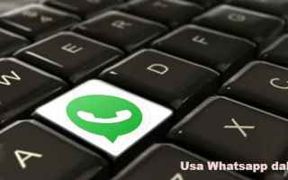 Software: whatsapp  windows  chat  pc
