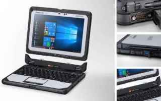 Hardware: panasonic  notebook