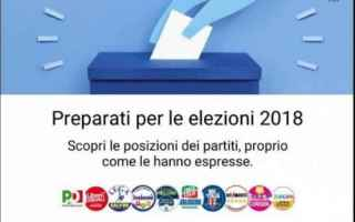 Politica: facebook  elezioni