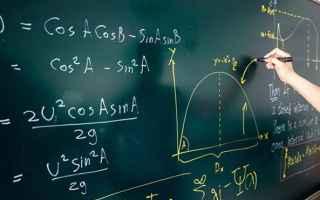 Scienze: matematica scienza divulgazione