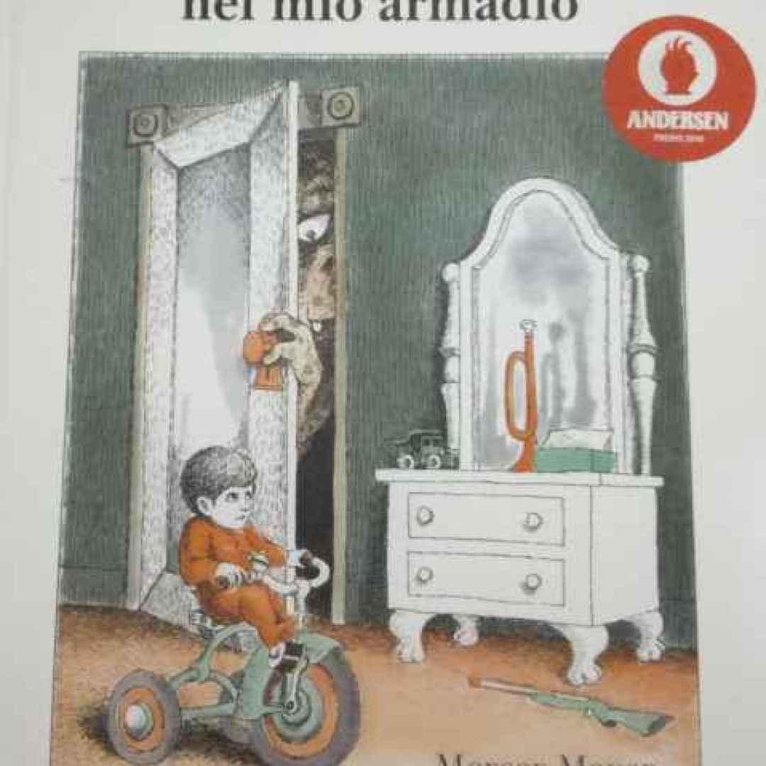 libri per bambini  paura  mostri