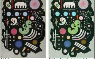 Arte: dipinti  quadro  arte  falsi d