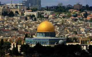 dal Mondo: trump  gerusalemme  israele  palestina