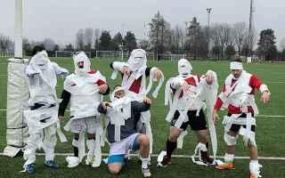 rugby  padova  carnevale