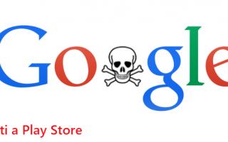 Sicurezza: play store  app  malware  cancella  google  p