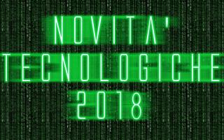 Tecnologie: tecnologia  gadget  news  2018