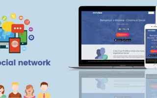 Social Network: web  social  network  cinema  movie  business