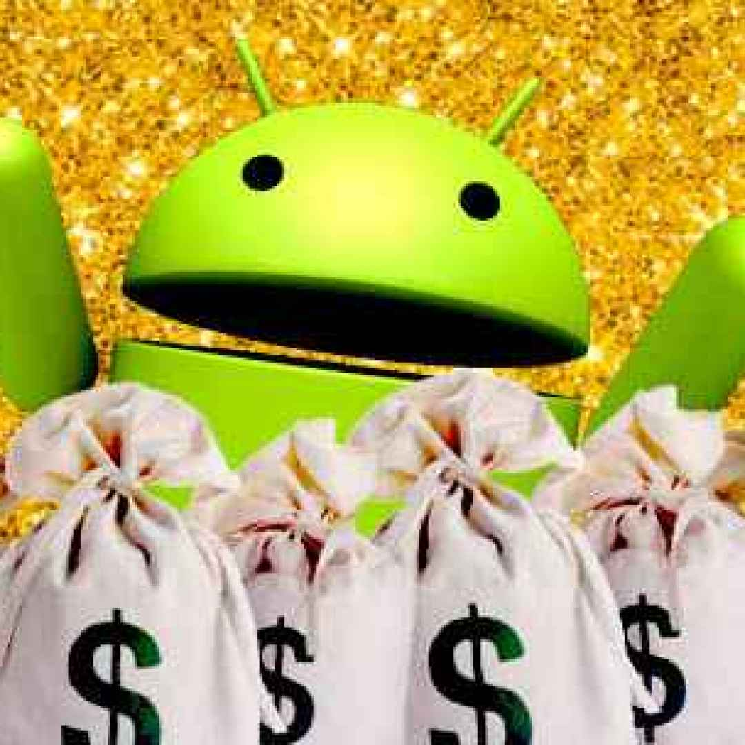 soldi guadagnare gift card android