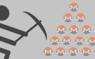 Sicurezza: criptovaluta  cripromoneta  cryptojackin