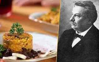 Storia: giovanni pascoli risotto poesia cucina