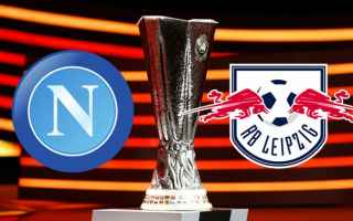 Europa League: lipsia  napoli  europa league