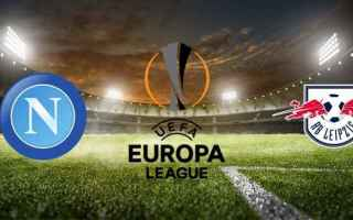Europa League: napoli