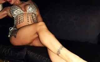 """Si chiama Amandha Fox ed è definita """"La Venere polacca""""; di mestiere fa la porno star e si è offer"""