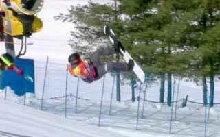 Sport Invernali: schairer  snowboard  collo  olimpiadi