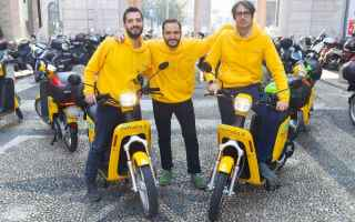 Milano: coonetwork   scooter  sharing