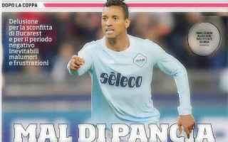 Serie A: Lazio, pronto il 4-3-3. Nani, dolori di stomaco, a rischio riscatto