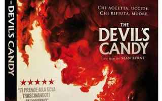 Cinema: film horror dvd the devil's candy