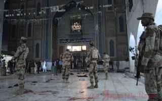 L'agenzia Amaq ha rivendicato l'attacco in una chiesa ortodossa da parte dell'Isis: sono state