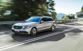 Automobili: mercedes classe c  berlina