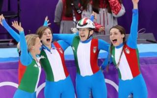 italia  short track  olimpiadi  olanda  olimpiadi invernali