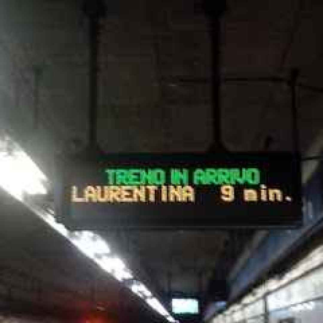 atac  roma  metro b  trasporto pubblico