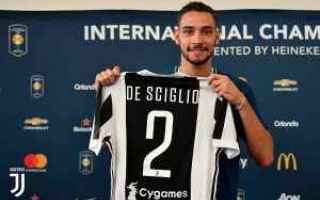 Serie A: de sciglio  juventus