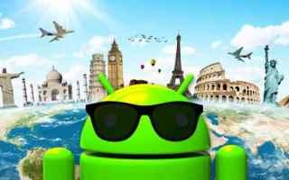 viaggi vacanze android lavoro