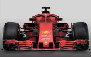 Formula 1: ferrari  formula 1  2018  vettel