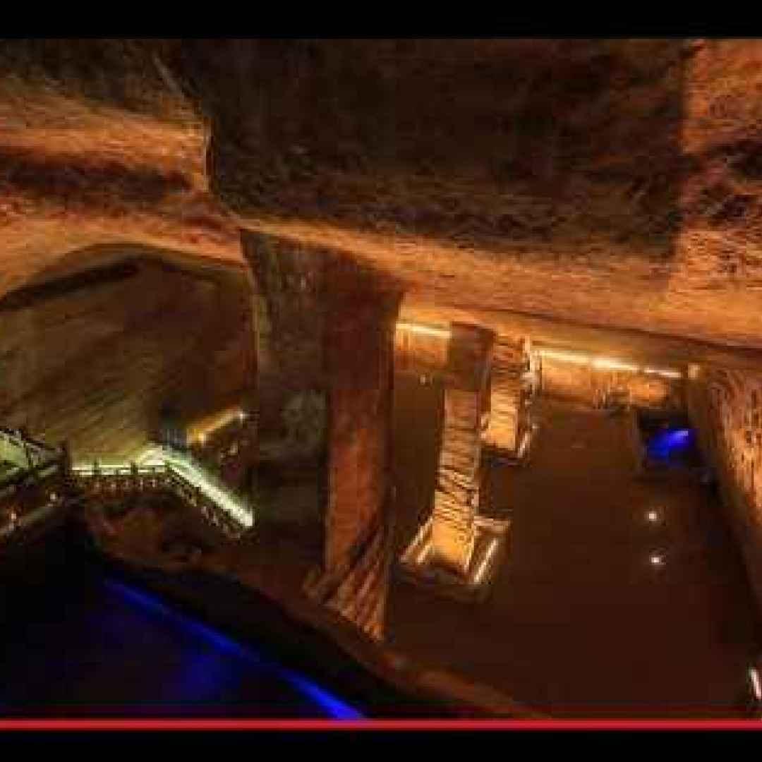 cina  storia  misteri  caverne  grotte
