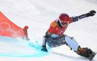 ledecka  pyeongchang  olimpiadi invernali  olimpiadi