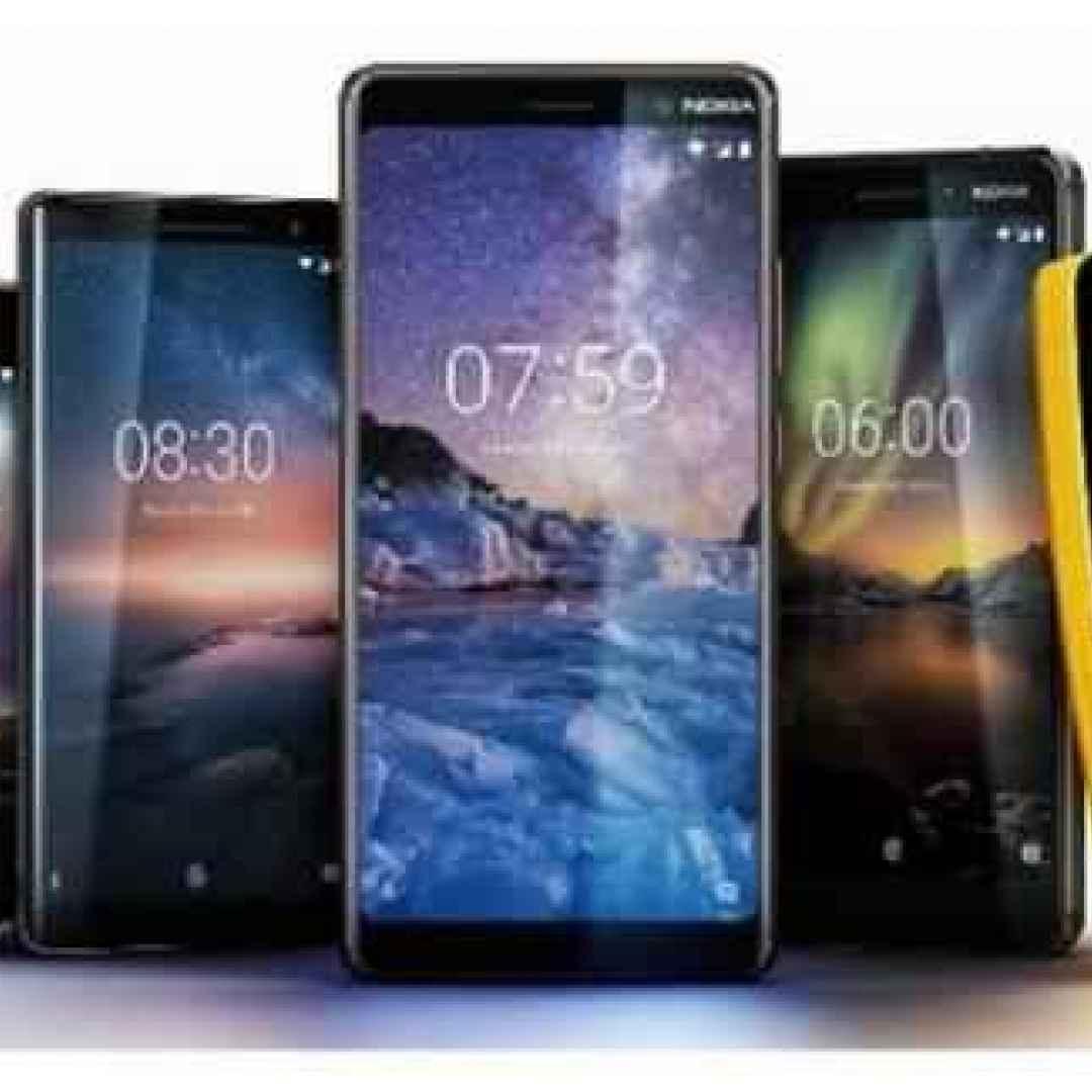 mwc  nokia  smartphone