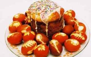 pasqua  cucina  tradizioni  gastronomia