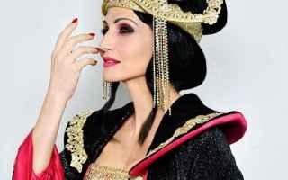 Televisione: lorella cuccarini angela failla  musical